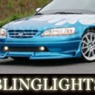 1998-2002 HONDA ACCORD EREBUNI BODY KIT FOG LIGHTS DRIVING LAMPS LIGHT LAMP 1999 2000 2001