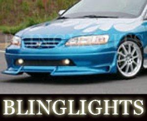 1998-2002 HONDA ACCORD EREBUNI BODY KIT FOG LIGHTS DRIVING LAMPS LIGHT LAMP 1999 2000 2001