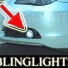 2008 2009 2010 BMW 128i 135i CONVERTIBLE E88 LED FOG LIGHTS DRIVING LAMPS LIGHT LAMP KIT