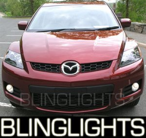 2007-2009 MAZDA CX-7 FOG LIGHTS LAMPS classic luxury 2008