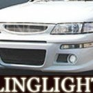 1995-1999 NISSAN MAXIMA EREBUNI BODY KIT FOG LIGHTS DRIVING LAMPS LIGHT LAMP 1996 1997 1998