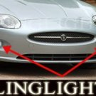 2007 2008 2009 JAGUAR XK FOG LIGHTS driving lamps 4.2 xkr