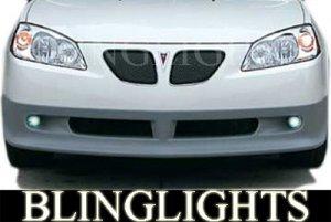 2005-2009 PONTIAC G6 RAZZI BODY KIT FOG LIGHTS DRIVING LAMPS LIGHT LAMP 2006 2007 2008