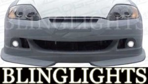 2003-2006 HYUNDAI TIBURON AEROGEAR BODY KIT FOG LIGHTS DRIVING LAMPS LIGHT LAMP 2004 2005
