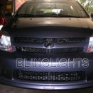 2006 2007 SCION XA XENON FOG LIGHTS DRIVING LAMPS BUMPER LIGHT LAMP KIT SET 06 07 RS