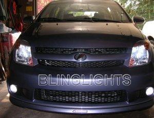 2006 2007 SCION XA XENON FOG LIGHTS DRIVING LAMPS BUMPER LIGHT LAMP KIT SET 06 07 RS