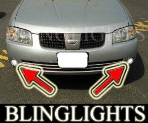 2004 2005 2006 NISSAN SENTRA 1.8S LED FOG LIGHTS 1.8 S ...