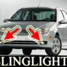 2005-2007 FORD FOCUS ZX5 S LED BUMPER FOG LIGHTS PAIR DRIVING LAMPS LAMP LIGHT KIT 2006