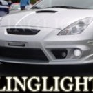 2000-2005 TOYOTA CELICA SILK AUTOMOTIVE BODY KIT BUMPER FOG LIGHTS LIGHT LAMPS 2001 2002 2003 2004