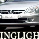 1999-2009 PEUGEOT 607 FOG LIGHTS driving lamps 2000 2001 2002 2003 2004 2005 2006 2007 2008