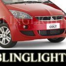 2003-2009 MITSUBISHI COLT FOG LIGHTS lamps cabriolet turbo 2004 2005 2006 2007 2008