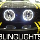2005-2009 FORD MUSTANG GRILL FOG DRIVING LIGHTS LAMPS gt pony 2006 2007 2008