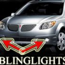 2009 2010 PONTIAC VIBE XENON FOG LIGHTS DRIVING LAMPS LIGHT LAMP KIT 09 10