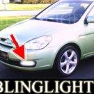 2006-2009 Hyundai Accent Xenon Fog Lights Driving Lamps Kit 2007 2008