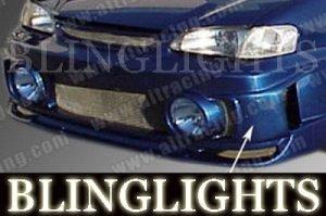 TOYOTA COROLLA AIT RACING BODY KIT BUMPER FOG LIGHTS DRIVING LAMPS LAMP 1998 1999 2000 2001 2002