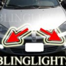 2001-2004 DODGE STRATUS SE SEDAN XENON FOG LIGHTS DRIVING LAMPS LIGHT LAMP KIT 2002 2003