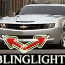 2010 2011 CHEVROLET CAMARO XENON FOG DRIVING LIGHTS LAMPS LIGHT LAMP KIT CHEVY