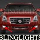 2008 2009 2010 CADILLAC CTS XENON FOG LIGHTS DRIVING LAMPS LIGHT LAMP KIT