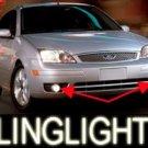 2005 2006 2007 XENON FORD FOCUS FOG LIGHTS DRIVING LAMPS LIGHT LAMP KIT c-max coupe sedan s se