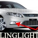 2009 FORD FALCON G6E TURBO BUMPER FOG LIGHTS PAIR lamps