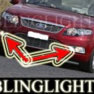 2009 FORD FALCON G6 BUMPER FOG LIGHTS PAIR driving lamp