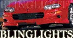 1997-2002 CHEVROLET CAMARO XENON BODY KIT FOG LIGHTS LAMPS 1998 1999 2000 2001
