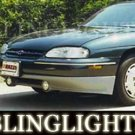 1997-1999 CHEVROLET LUMINA RAZZI BODY KIT FOG LIGHTS LAMPS 1998
