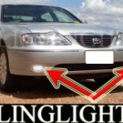 2004 2005 TOYOTA AVALON GXI XENON FOG LIGHTS DRIVING LAMPS LIGHT LAMP KIT