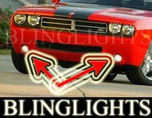 2009 2010 DODGE CHALLENGER XENON FOG LIGHTS DRIVING LAMPS LIGHT LAMP KIT