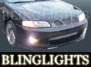 1998 1999 2000 2001 NISSAN ALTIMA EREBUNI BODY KIT FOG LIGHTS DRIVING LAMPS LIGHT LAMP 98 99 00 01