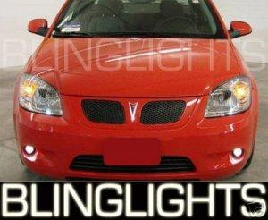 PONTIAC G5 GT XENON FOG LIGHTS DRIVING LAMPS LIGHT LAMP KIT 2005 2006 2007 2008 2009