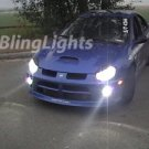 2003 2004 2005 DODGE NEON SRT-4 SRT4 XENON LED FOG LIGHTS DRIVING LAMPS LIGHT LAMP KIT