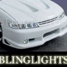 1994-1997 HONDA ACCORD EREBUNI BODY KIT FOG LIGHTS LAMPS 1995 1996
