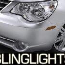 2007 2008 2009 2010 CHRYSLER SEBRING CONVERTIBLE XENON FOG LIGHTS DRIVING LAMPS LIGHT LAMP KIT