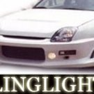 1997-2002 HONDA PRELUDE EREBUNI BODY KIT FOG LIGHTS LAMPS 1998 1999 2000 2001