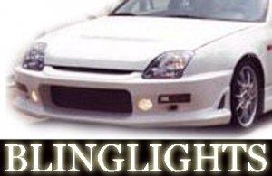 1997-2002 HONDA PRELUDE EREBUNI BODY KIT FOG LIGHTS LAMPS 1998 1999 2000 2001