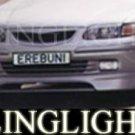 1998-2002 MAZDA 626 EREBUNI BODY KIT XENON FOG LIGHTS DRIVING LAMPS LIGHT LAMP KIT 1999 2000 2001