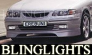 1998-2002 MAZDA 626 EREBUNI BODY KIT XENON FOG LIGHTS DRIVING LAMPS LIGHT LAMP KIT 1999 2000 2001