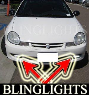 2001-2005 DODGE NEON SE FOG LIGHTS DRIVING LAMPS LIGHT LAMP KIT 2002 2003 2004