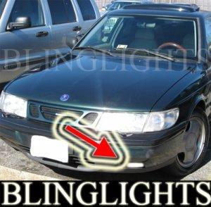 1994-1998 SAAB 900 S SE XENON FOG LIGHTS DRIVING LAMPS LIGHT LAMP KIT driving lamps 1995 1996 1997
