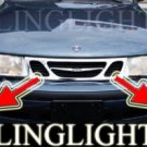 1999-2002 SAAB 9-3 SE XENON FOG LIGHTS DRIVING LAMPS LIGHT LAMP KIT 2000 2001
