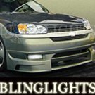 2004-2007 CHEVROLET MALIBU EREBUNI BODY KIT FOG LIGHTS DRIVING LAMPS LIGHT LAMP KIT 2005 2006