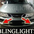 1999 2000 2001 SAAB 9-5 SE XENON FOG LIGHTS DRIVING LAMPS LIGHT LAMP KIT