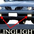 2000-2003 MITSUBISHI VERADA FOG LIGHTS DRIVING LAMPS LIGHT LAMP KIT tj executive advance 2001 2002