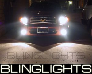 2006 2007 2008 2009 CHEVY CHEVROLET HHR XENON FOG LIGHTS DRIVING LAMPS LIGHT LAMP KIT