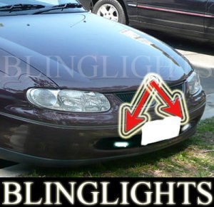 1997-1999 HOLDEN COMMODORE VT FOG LIGHTS DRIVING LAMPS LIGHT LAMP KIT driving lamps 1998