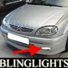 1996-2003 CITROEN SAXO FOG LIGHTS DRIVING LAMPS LIGHT LAMP KIT vtr vts chanson 1999 2000 2001 2002