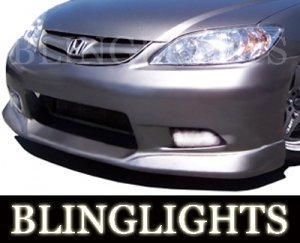 2001-2005 HONDA CIVIC AAS XENON BODY KIT FOG LIGHTS DRIVING LAMPS LIGHT LAMP KIT 2002 2003 2004