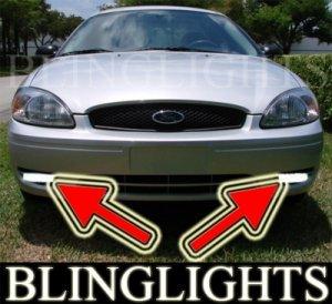 2004-2007 FORD TAURUS XENON FOG LIGHTS DRIVING LAMPS LIGHT LAMP KIT lx se sel 2005 2006