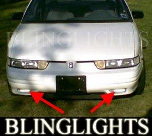 1997-1999 OLDSMOBILE CUTLASS FOG LIGHTS DRIVING LAMPS LIGHT LAMP KIT 1998